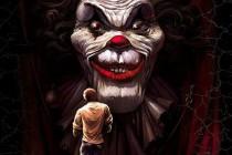 Никого, кроме клоунов (Табби ухмыляется)