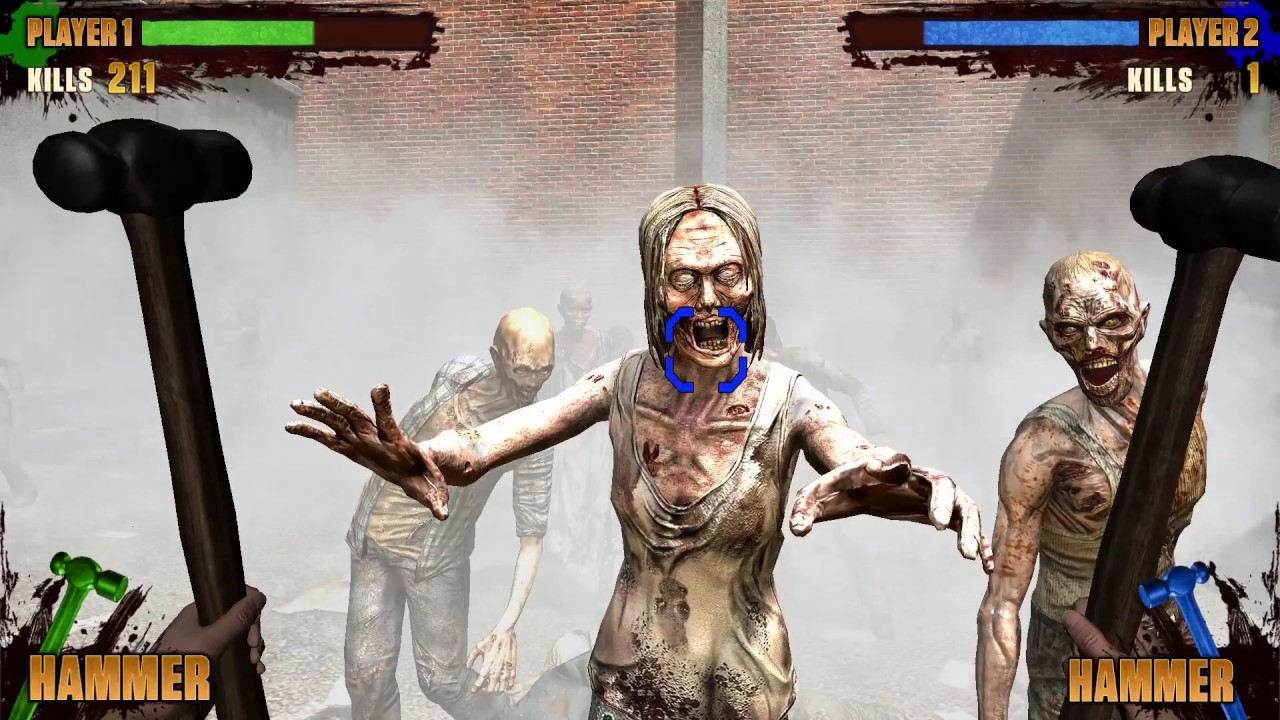 The Walking Dead Arcade