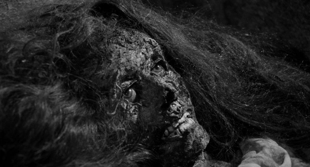 Длинные волосы смерти
