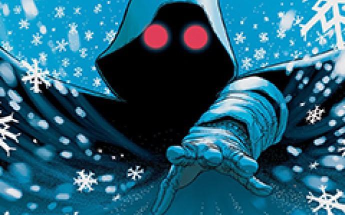 Холодный ужас из комиксов