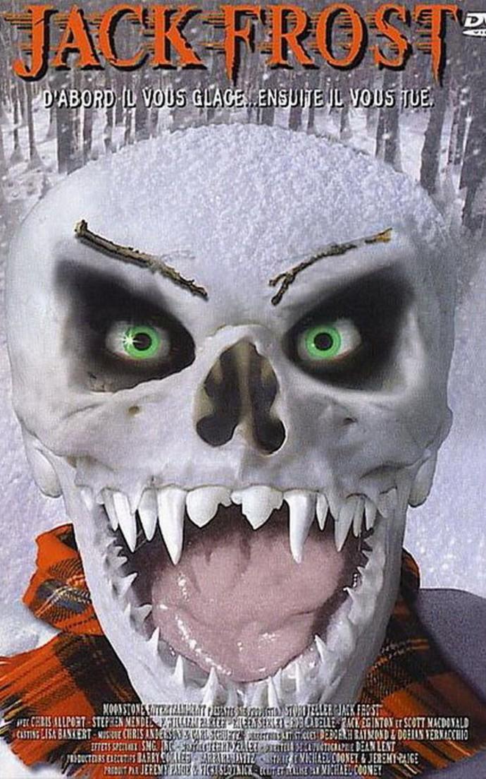 Снег, морковь и жажда крови