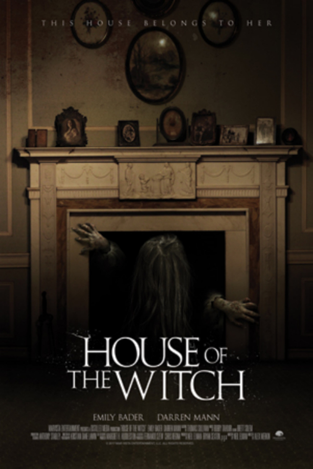 Дом ведьмы