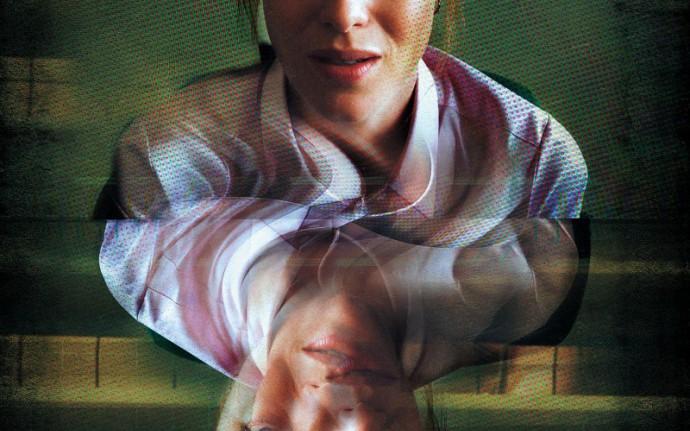 Женщина на грани нервного срыва
