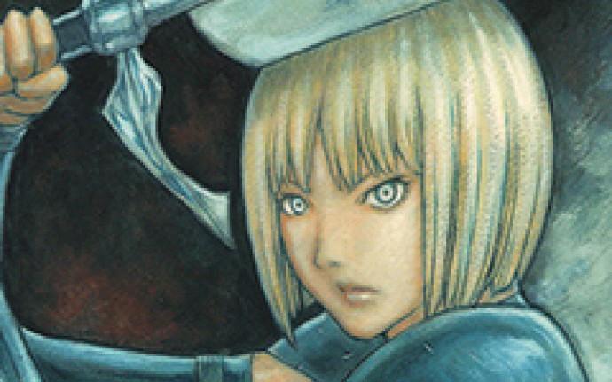 Женщины-мечи: рассказ о манге «Клеймор». Сцена 3