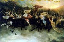 Венгерская графиня и скандинавские мифы