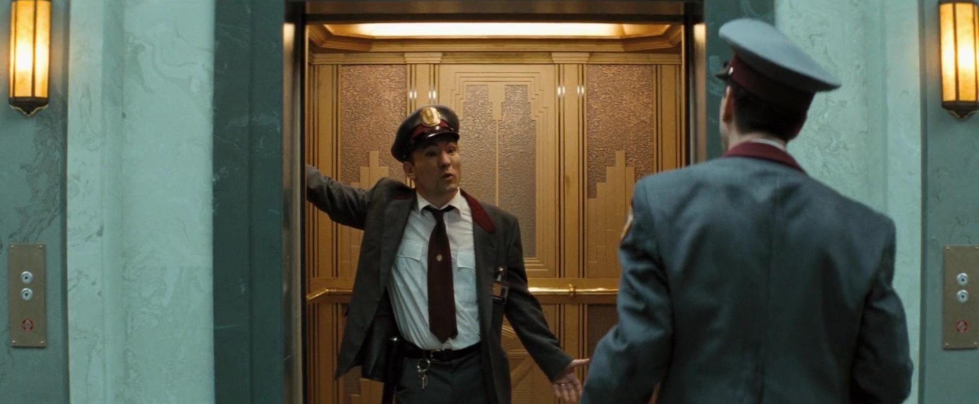 Лифт 2001