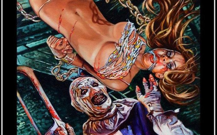 Кровавая клоунада