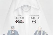 Музыканты группы Apocalyptica играли гимн России