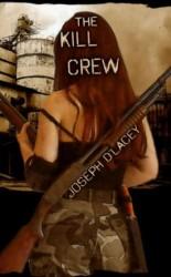 Обложка романа The Kill Crew