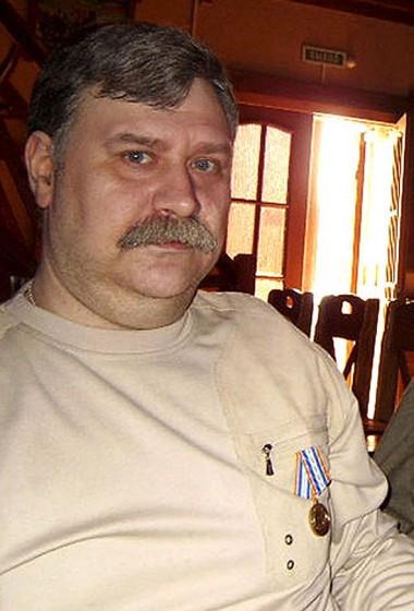 Алексей Передереев