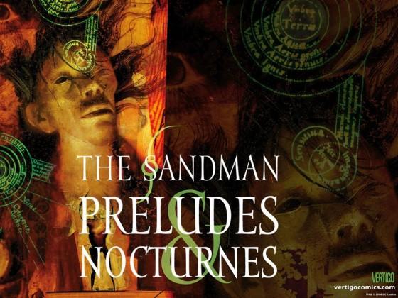 SANDMAN Песочный человек: прелюдии и ноктюрны