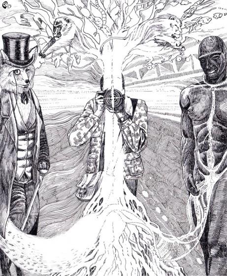 Иллюстрация от автора рецензии