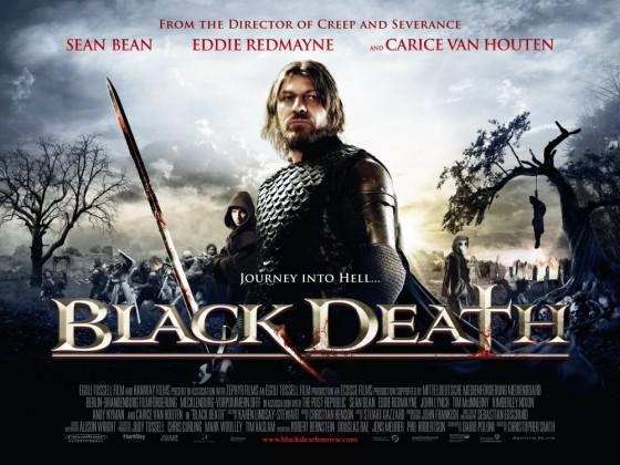 Черная смерть. Постер