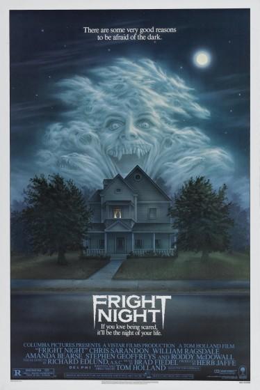 Ночь страха, 1985 год. Постер