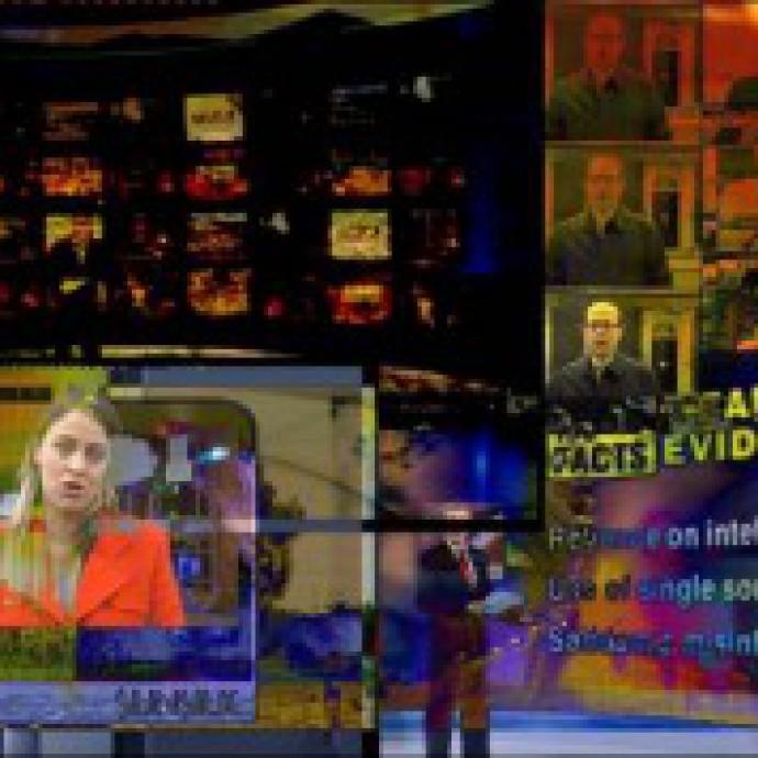 Медиа студия из Нью-Кастла