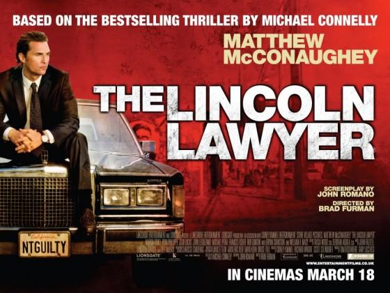 Линкольн для адвоката. Постер